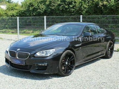 gebraucht BMW 640 d Coupe xDrive M-Paket*HuD*Memo*BiXenon*Traum