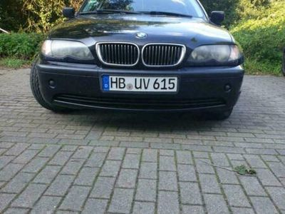 gebraucht BMW 320 i kombi