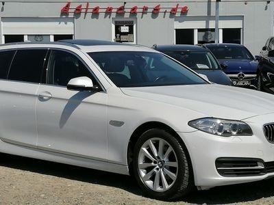 "gebraucht BMW 520 d xDrive Panorama+Xenon+Leder+18""+NaviProf"