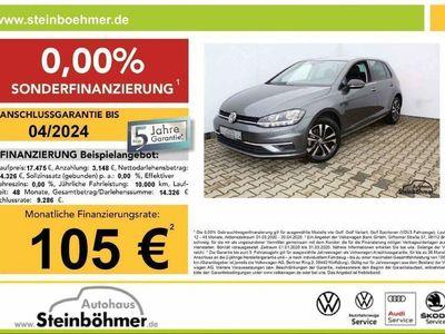 gebraucht VW Golf IQ.DRIVE 1,0TSI ACC Lane Assist Sitzhzg