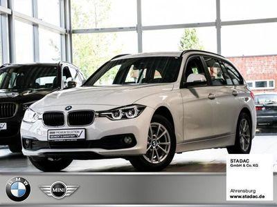 gebraucht BMW 320 d Xdrive Touring (Navi LED Klima Einparkhilfe el.