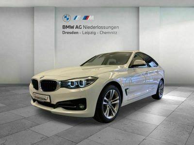 gebraucht BMW 318 Gran Turismo d EURO6 Sport Line HiFi DAB LED als Limousine in Dresden