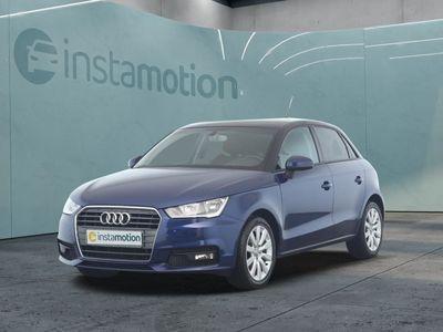 gebraucht Audi A1 Sportback A1 1.6 TDI sport MMI NAVI