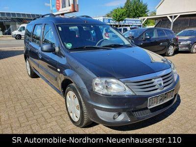 gebraucht Dacia Logan MCV Laureate*TÜV 01.2021*Klima*AHK*