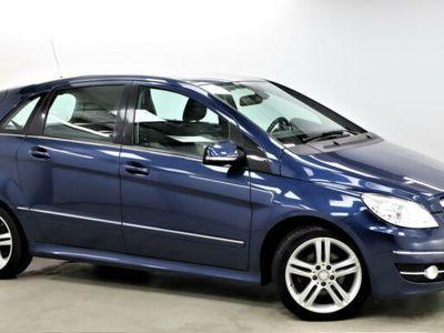 gebraucht Mercedes B200 CDI 140PS Grand Edition Designo Navi Xenon