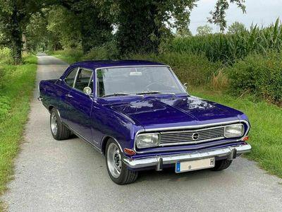 gebraucht Opel Rekord B Coupe 1900S - 1966 - 15 Zoll - H-Kennz.
