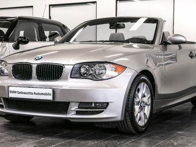 gebraucht BMW 130 Cabriolet USA 128i AUT LEDER MEMORY TEMP PDC HiFi ALU