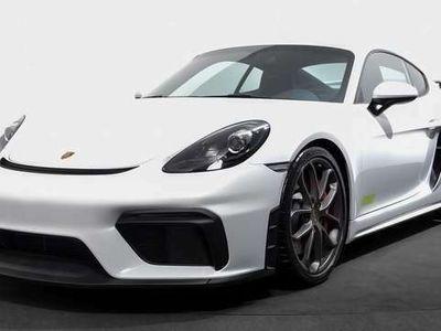 gebraucht Porsche 718 Cayman GT4