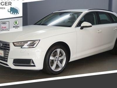 gebraucht Audi A4 sport 35TDI S-tronic Navi/Xenon