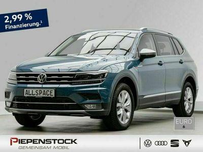 gebraucht VW Tiguan Allspace 2.0 TDI DSG Highline 4M AHK+ACC