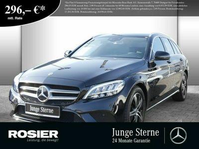 gebraucht Mercedes C180 T Avantgarde KAMERA NAVI LED 2,99% EFF*