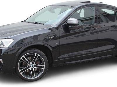 gebraucht BMW X4 X4 M40M40i AHK GSD HUD Kamera HiFi SH im Fond