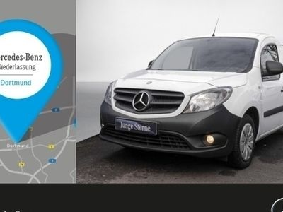 gebraucht Mercedes Citan 109 CDI Kasten Lang Klima RÃŒckfahrhilfe