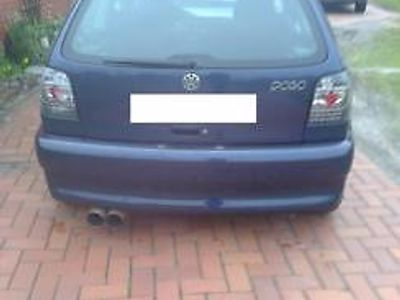 gebraucht VW Polo VW6N Servo, Tüv Extras