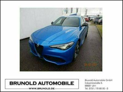 gebraucht Alfa Romeo Giulia 2.0 Turbo 16V 206kW AT8-Q4 Veloce Ti