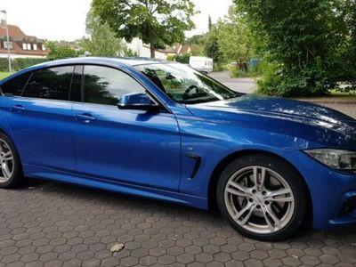 gebraucht BMW 435 Gran Coupé i M Sportpaket TOP geplegt