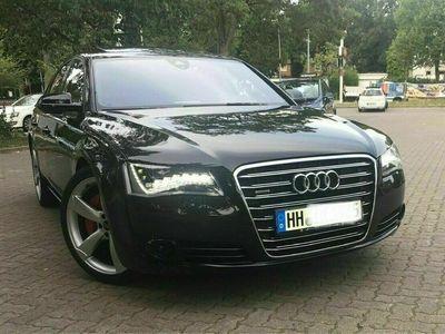 gebraucht Audi A8 4.2 TDI / Voll / Matrix/ ACC /Klima Sit... als Limousine in Bergedorf