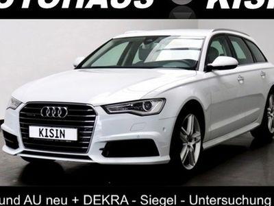 gebraucht Audi A6 quattro 3.0TDI V6 S-tronic /Xen /Cam