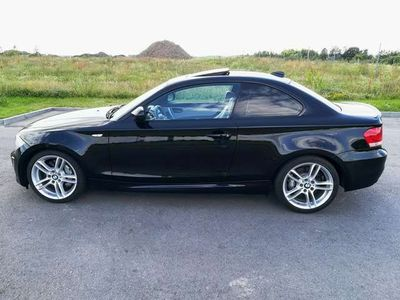gebraucht BMW 135 Coupé 1er Aut.