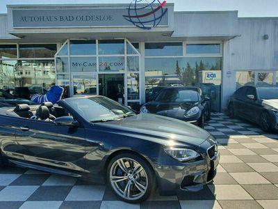 gebraucht BMW M6 Cabriolet +Harman-Kardon+20''+LED