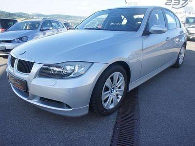 gebraucht BMW 320 d DPF Aut. Xenon PDC