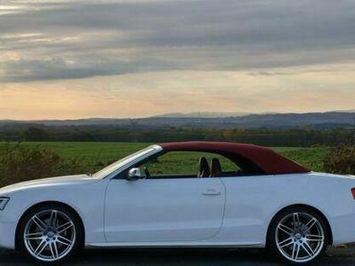 "gebraucht Audi S5 Cabriolet 20"" KAMERA DRIVE SELECT BICOLOR"