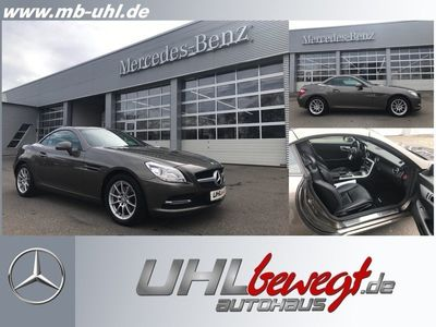 gebraucht Mercedes SLK200 BlueEFFICIENCY Klima Sportsitze Sitzheiz Comand