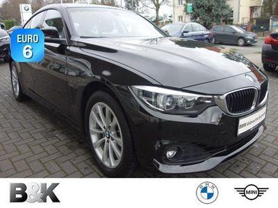 gebraucht BMW 420 Gran Coupé i xDrive Advantage Paket, h/k PDC