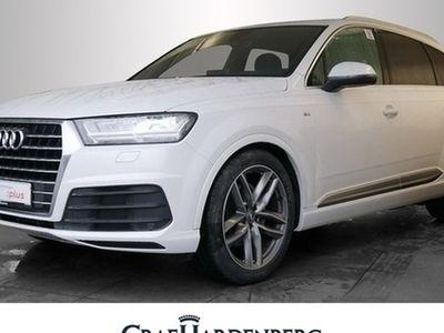 gebraucht Audi Q7 3.0 TDI quattro s-line Navi LED BOSE Headup