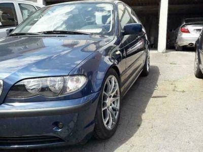 gebraucht BMW 316 i klima +schiebedach.parksensor.....