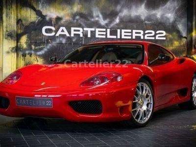 gebraucht Ferrari 360 Modena Schalter Stradale Optik