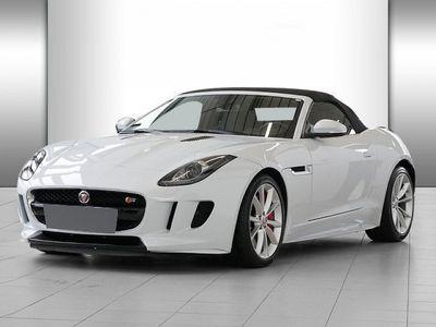 gebraucht Jaguar F-Type S V6 Convertible Perf. Standhz. Sound360W