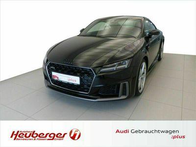 gebraucht Audi TT Coupé Coupe 45 TFSI quattro S tronic, S line,
