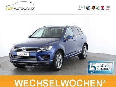 gebraucht VW Touareg EXECUTIVE R-Line V6 3.0 TDI BMT 4MOTION