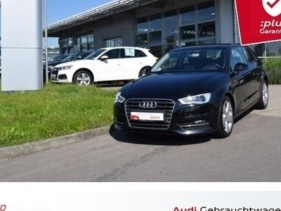 gebraucht Audi A3 1.4 TFSI S-Tronic Ambition, Starter Paket, Xenon,