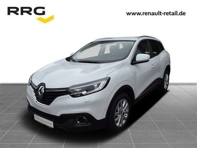 gebraucht Renault Kadjar 1.5 DCI 110 FAP BUSINESS EDITION AUTOMATI