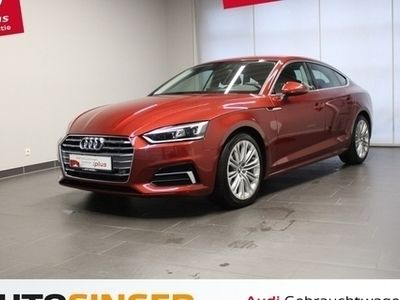 gebraucht Audi A5 Sportback sport 35 TDI S tronic *AHK*LED*Navi*Alu1