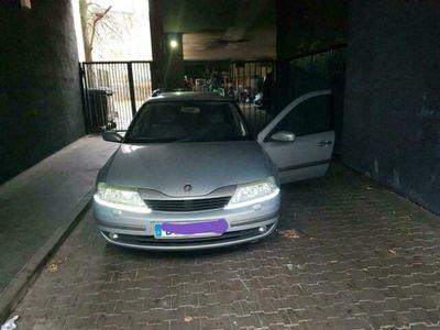 gebraucht Renault Laguna II 3.0 v6 Lpg gas anlage...