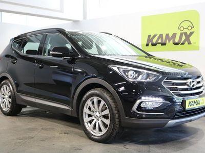 used Hyundai Santa Fe Grand Family 7-Sitzer