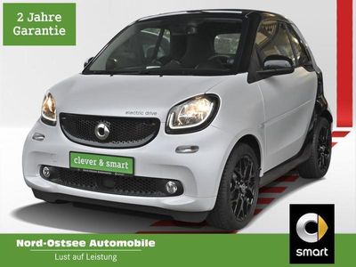 gebraucht Smart ForTwo Electric Drive cabrio Cool&Media+Tempomat