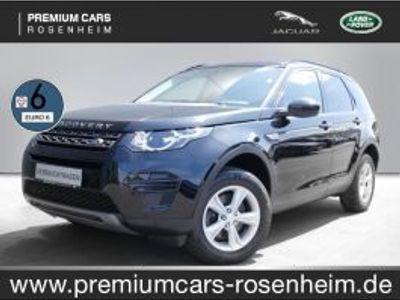 gebraucht Land Rover Discovery Sport 2.0 TD4 SE StartStopp EURO 6 Navi