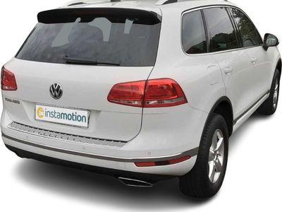 gebraucht VW Touareg Touareg3.0TDI 4M Navi Xen. Luftf. 4xShz DAB AHK