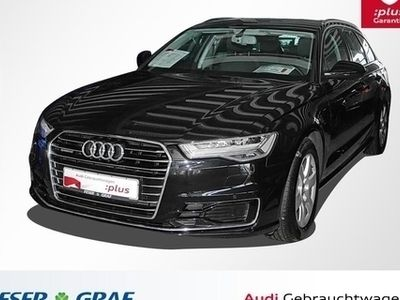 gebraucht Audi A6 Avant 3.0 TDI qu.S tronic LED+Rückfahrk.+sound