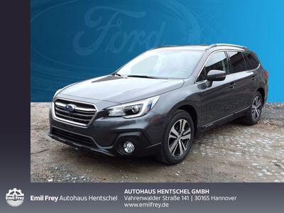 gebraucht Subaru Outback 2.5i Lineartronic Sport 129 kW, 5-türig
