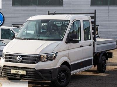 gebraucht VW Crafter 35 DoKa/Pritsche 2.0 TDI 103 kW