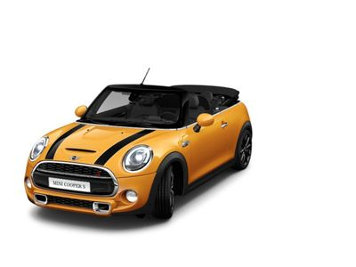 gebraucht Mini Cooper S Cabriolet Navi Prof. ACC HuD LED H/K