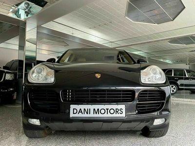 gebraucht Porsche Cayenne S 4,5 V8 LPG-GAS/Navi/Xenon/Automat./AHK
