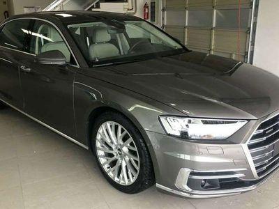 gebraucht Audi A8L 50 TDI qu. MATRIX B&O HEAD PANO STHZG