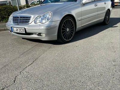 gebraucht Mercedes 320 w203V6