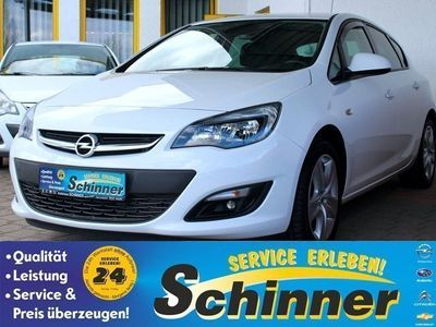 gebraucht Opel Astra 1.4 Turbo Selection